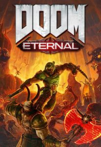 Doom Eternal Cover